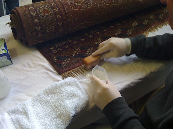 Rug Steam Cleaning Melbourne Service Procedure